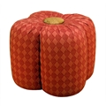 Picture of V10 Clover Ottoman