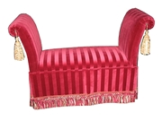 Picture of Bench with Tassels