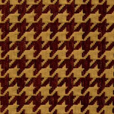 Picture of M8074 Houndstooth Brown